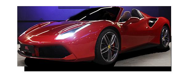 AIL Ferrari 488 Spider