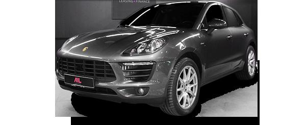 ID: 46613, AIL Porsche Macan S Diesel