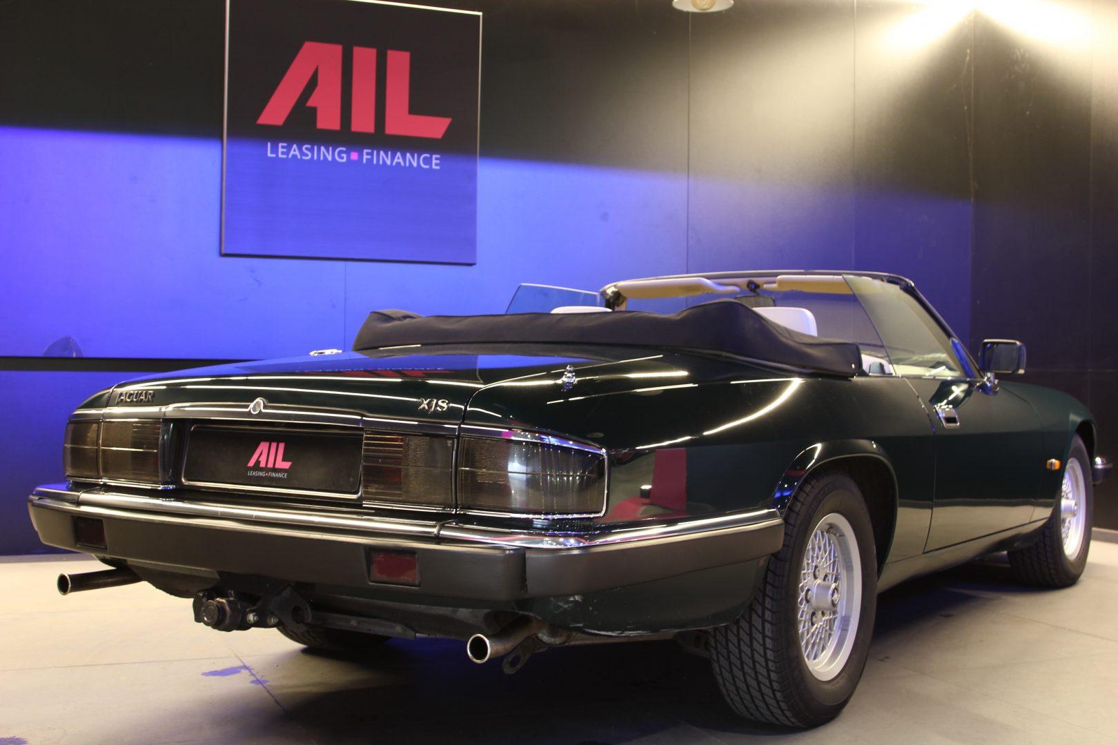 AIL Jaguar XJS 4.0 Cabriolet  9