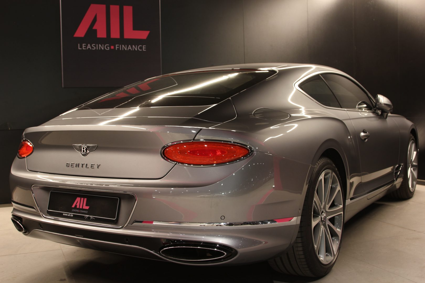 AIL Bentley Continental GT 6.0 W12 New Model 1