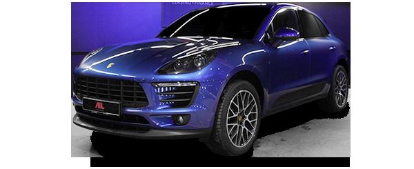 ID: 47447, AIL Porsche Macan S Diesel