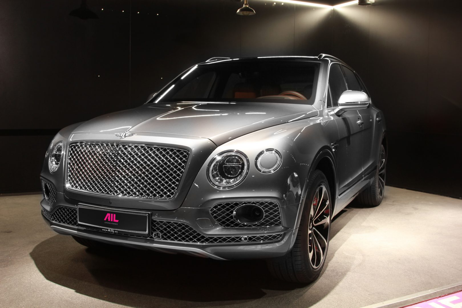 AIL Bentley Bentayga W12 Biturbo  2