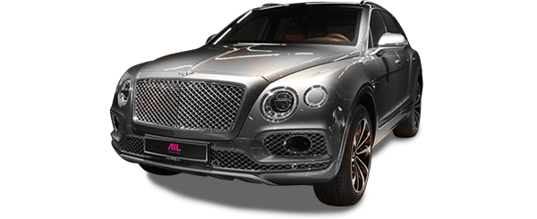ID: 12969, AIL Bentley Bentayga W12 Biturbo