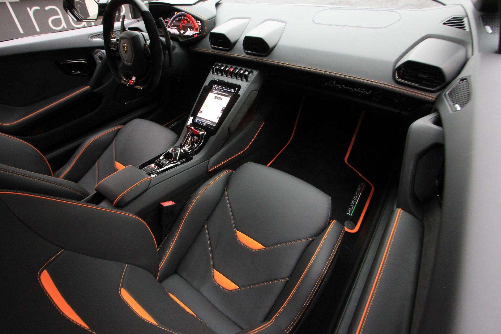 AIL Lamborghini Huracan EVO Style Package 9