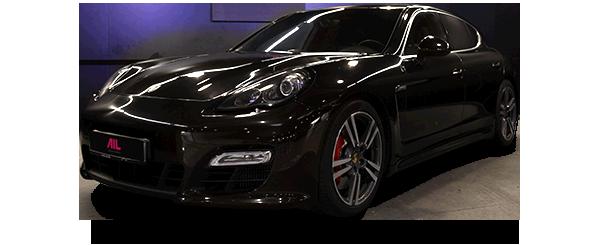 AIL Porsche Panamera Turbo S  Sport-Chrono-Paket