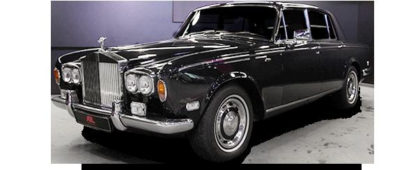 AIL Rolls Royce Silver Shadow