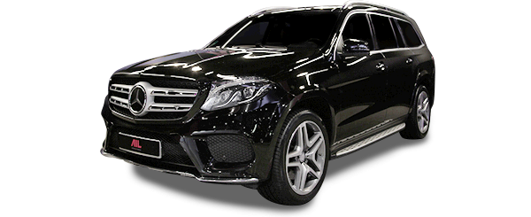 ID: 43125, AIL Mercedes-Benz GLS 350 d 4MATIC