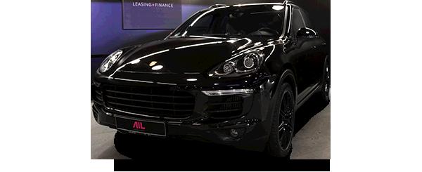 ID: 42987, AIL Porsche Cayenne S Diesel