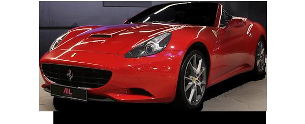 ID: 47810, AIL Ferrari California V8