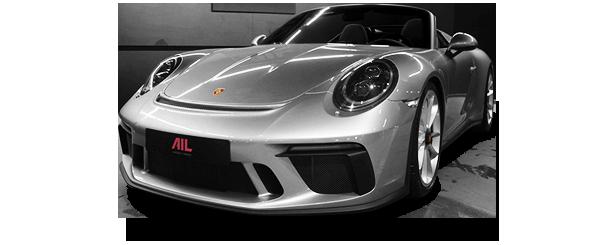AIL Porsche 991 Speedster Heritage Paket