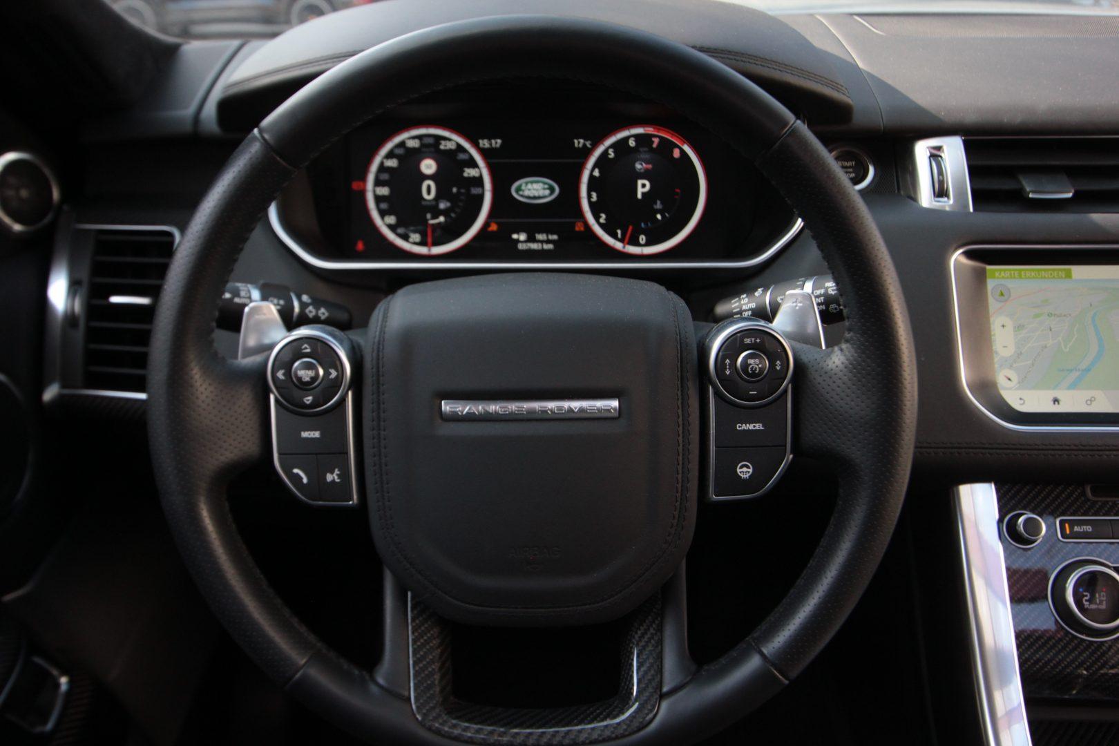 AIL Land Rover Range Rover Sport SVR 2