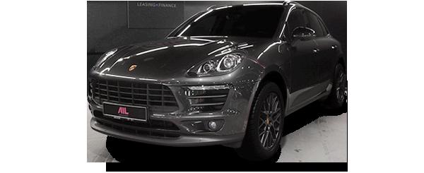 AIL Porsche Macan S Diesel
