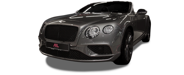 AIL Bentley Continental GTC V8