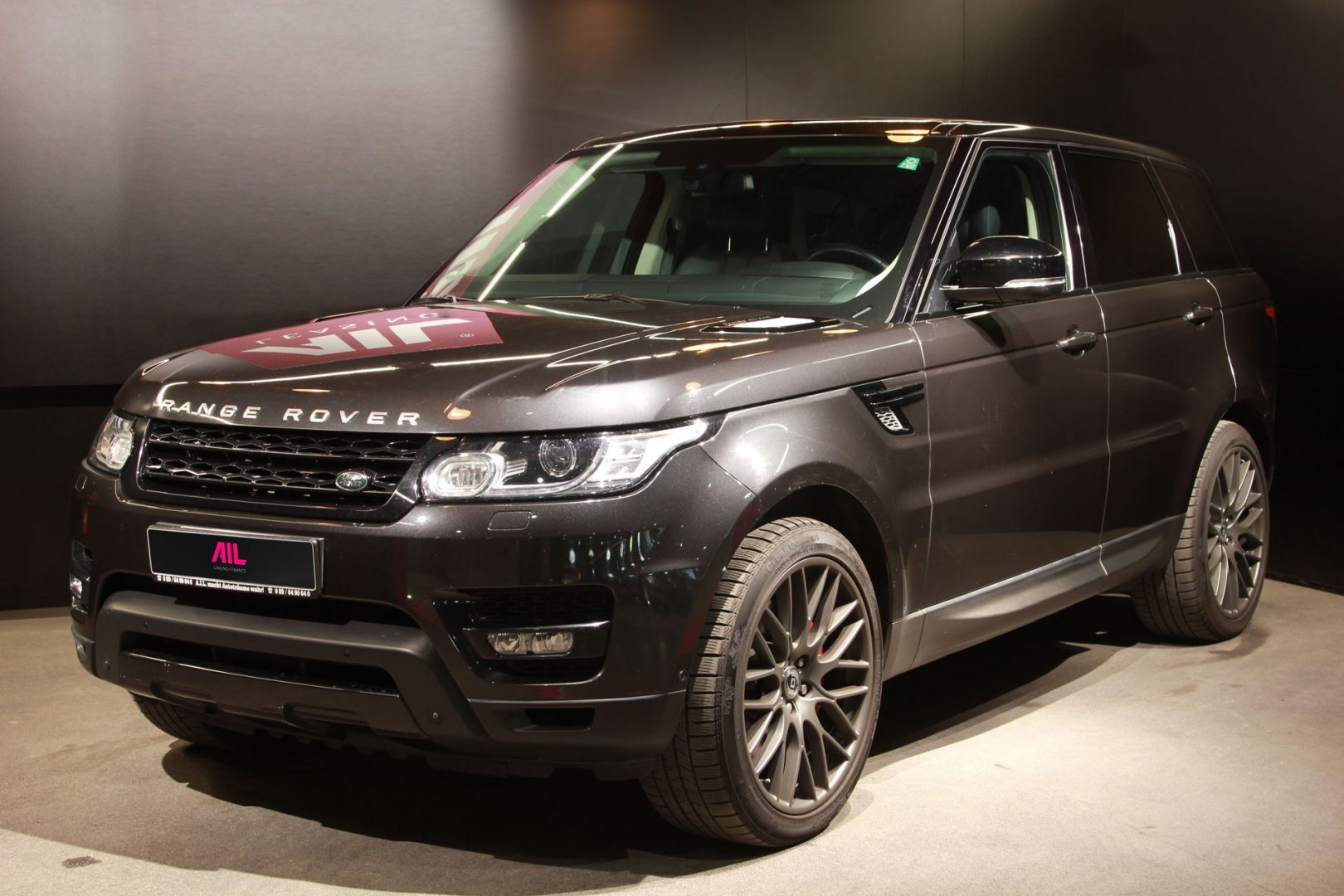 AIL Land Rover Range Rover Sport Supercharge Autobiography 4