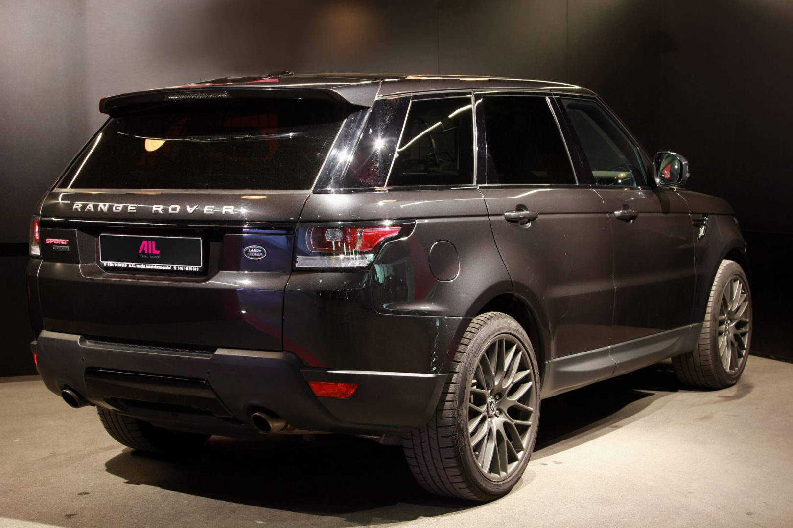 AIL Land Rover Range Rover Sport Supercharge Autobiography 2