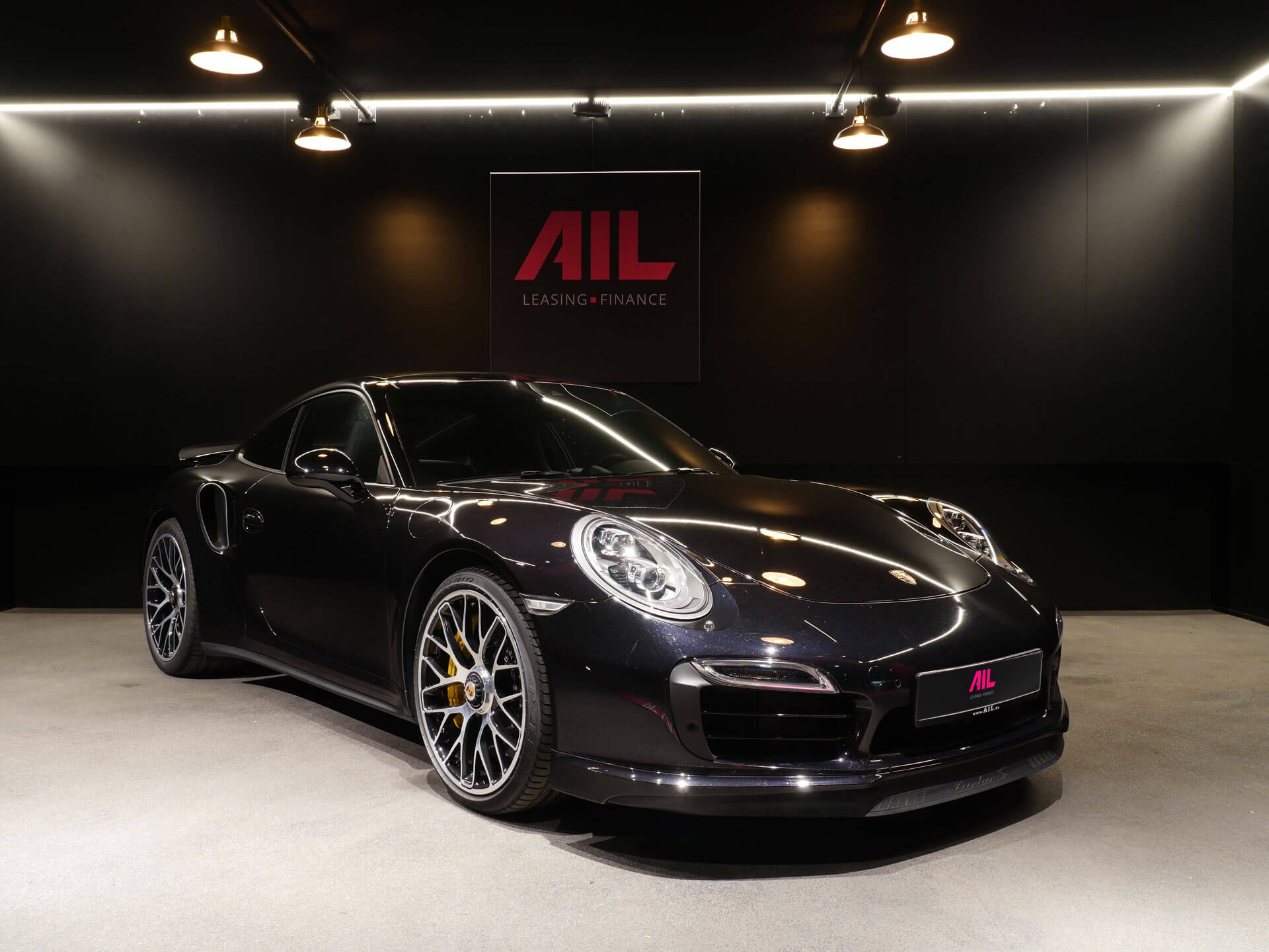 AIL Porsche 911 991 Turbo S Ceramic LED Sport Chrono Paket 6
