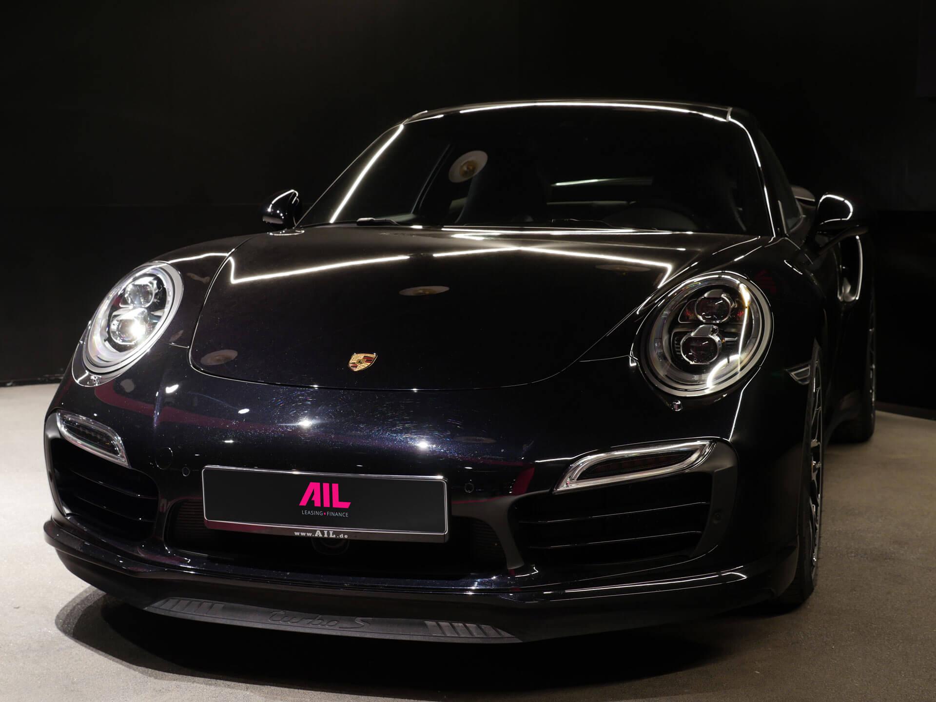 AIL Porsche 911 991 Turbo S Ceramic LED Sport Chrono Paket 11