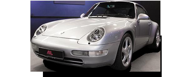 ID: 50581, AIL Porsche 993 Carrera C2 3.6 Tiptronic