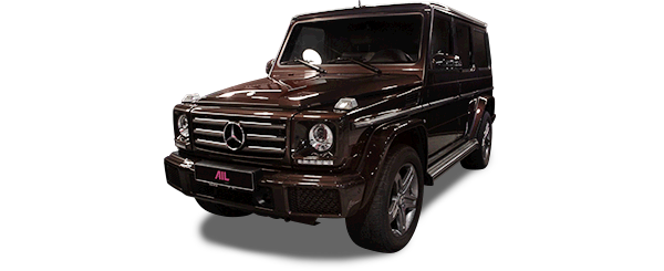 ID: 50781, AIL Mercedes-Benz G 500 Exklusiv-Paket