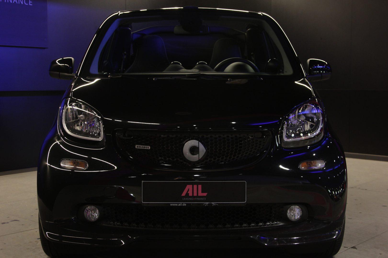 AIL Smart fortwo cabrio Brabus 10