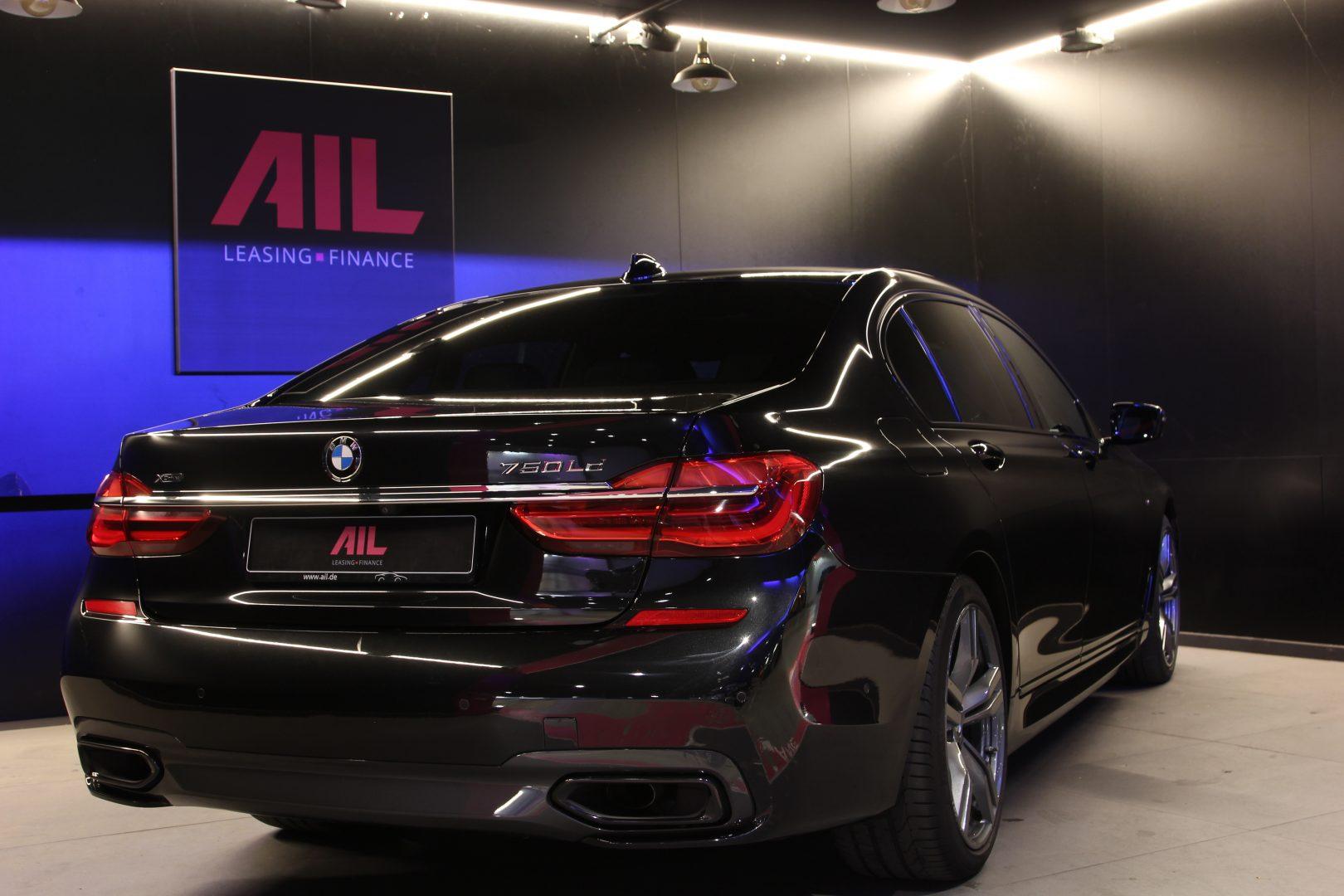 AIL BMW 750Ld xDrive M-Paket  10