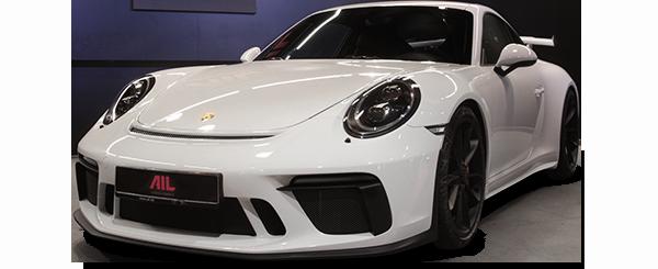 AIL Porsche 991 GT3 PDK Clubsportpaket LED