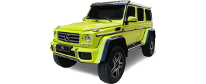 AIL Mercedes-Benz G 500 4x4² electricbeam
