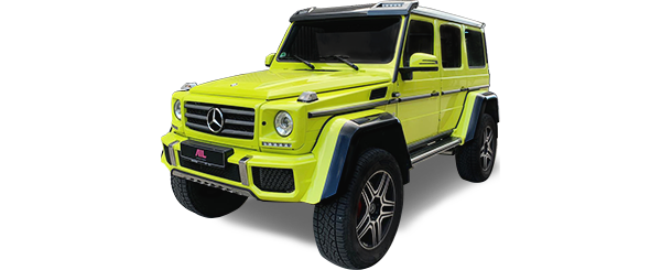 ID: 39166, AIL Mercedes-Benz G 500 4x4² electricbeam