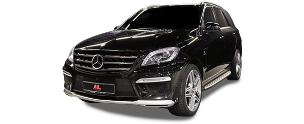 ID: 44536, AIL Mercedes-Benz ML 63 AMG  Performance Package