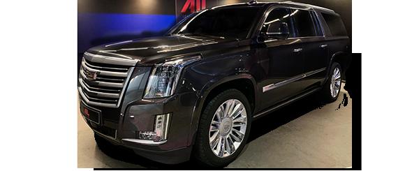 ID: 52416, AIL Cadillac Escalade ESV Platinum 6.2 V8 AWD