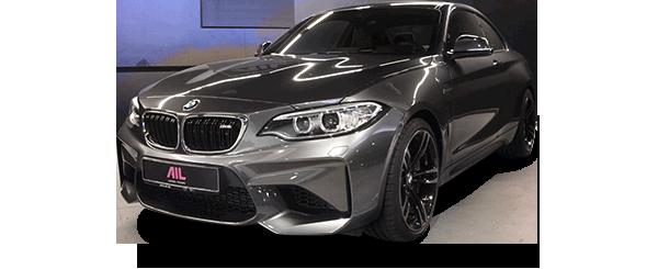 AIL BMW M2 DKG harman/kardon DAB  WLAN