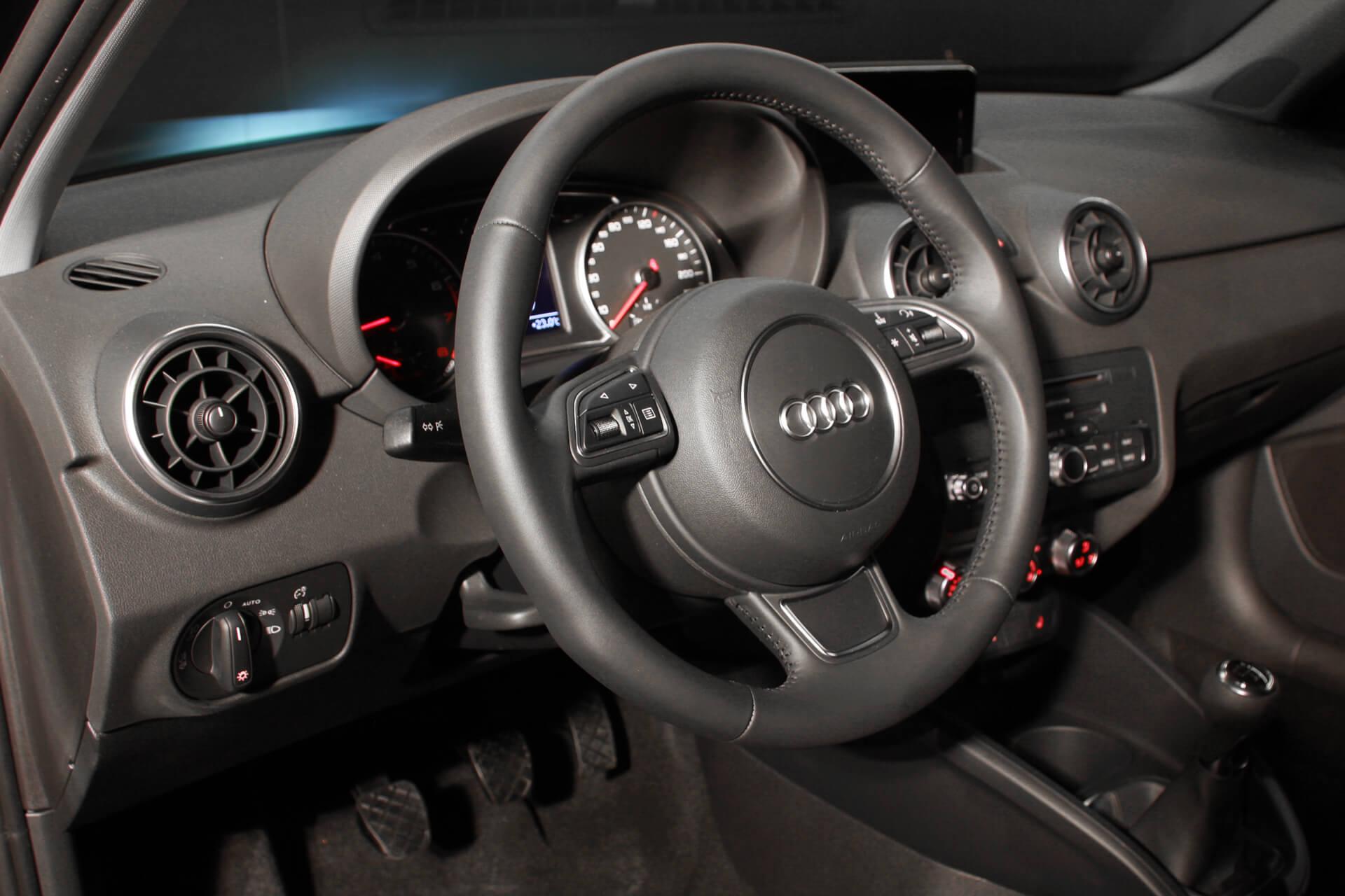 AIL Audi A1 Sportback basis 7