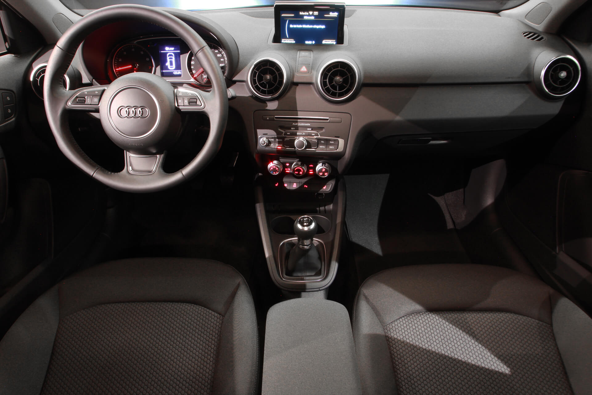 AIL Audi A1 Sportback basis 8