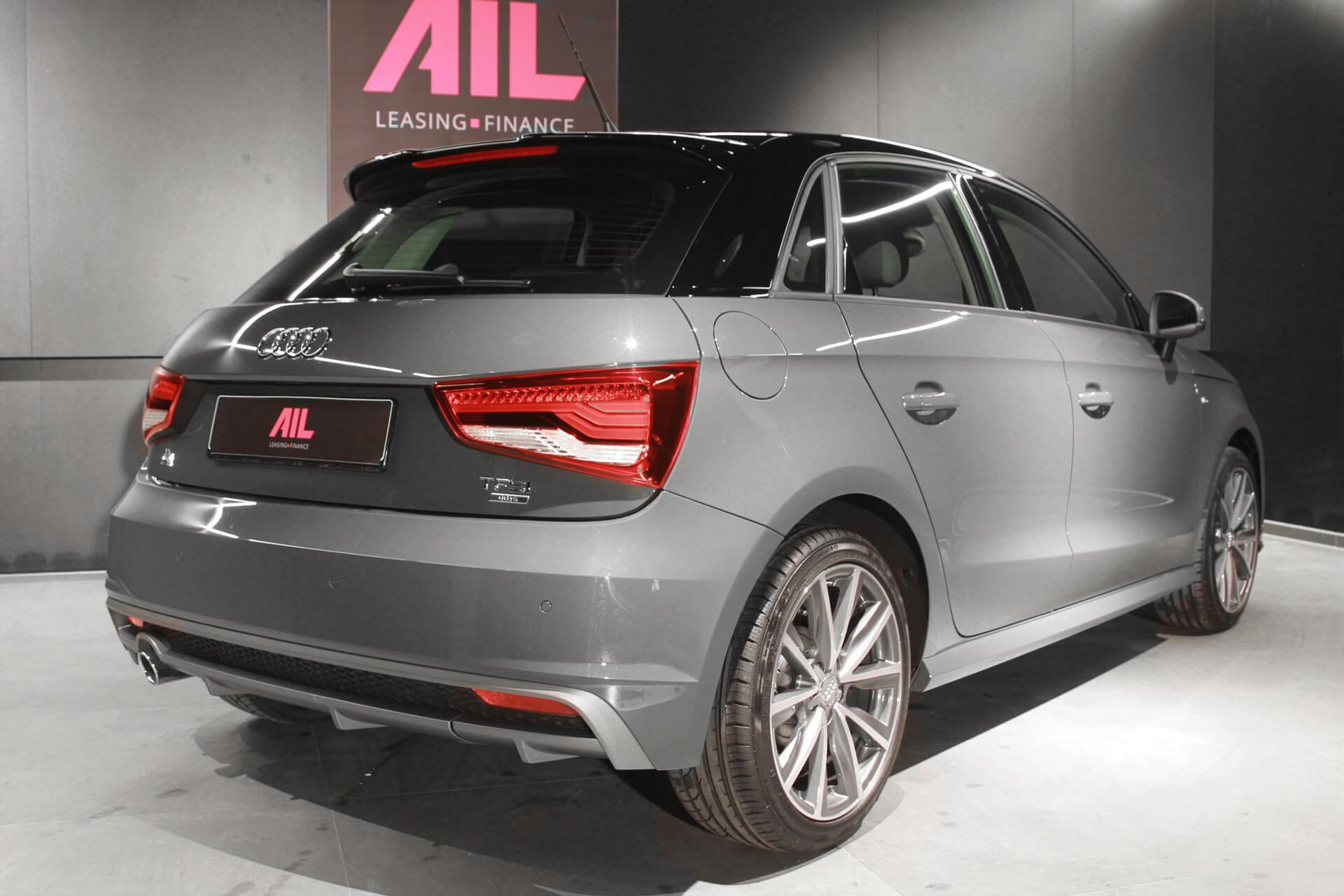 AIL Audi A1 Sportback basis 4