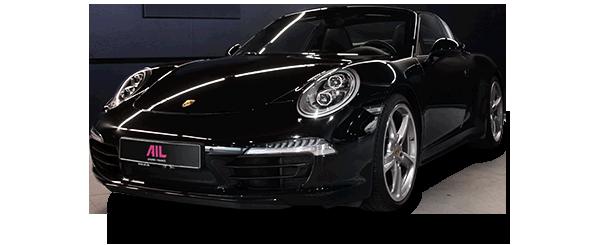 ID: 53260, AIL Porsche 991 Targa 4S