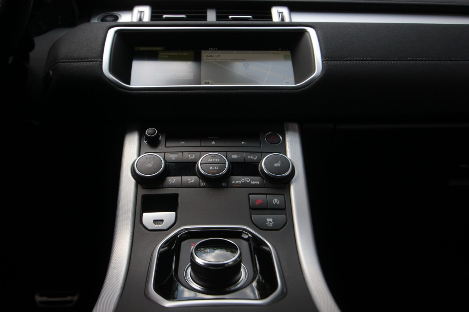 AIL Land Rover Evoque TD4 Aut. HSE 12