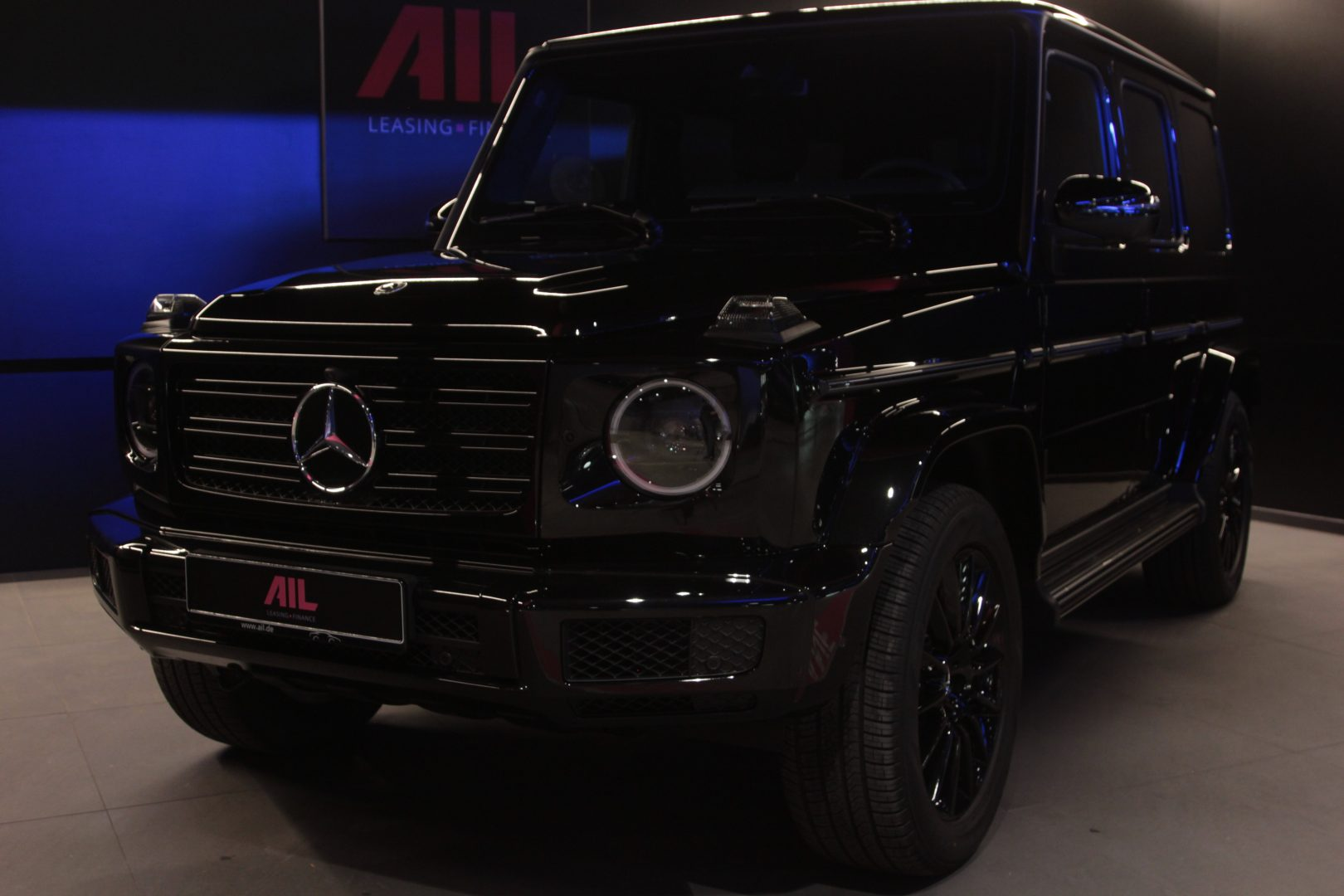 AIL Mercedes-Benz G 400 d Stronger than time Edition 6