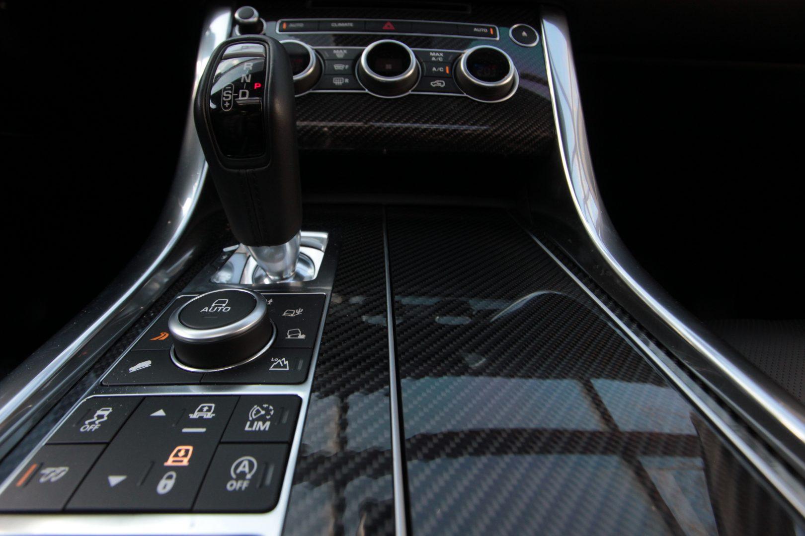 AIL Land Rover Range Rover Sport SVR 8