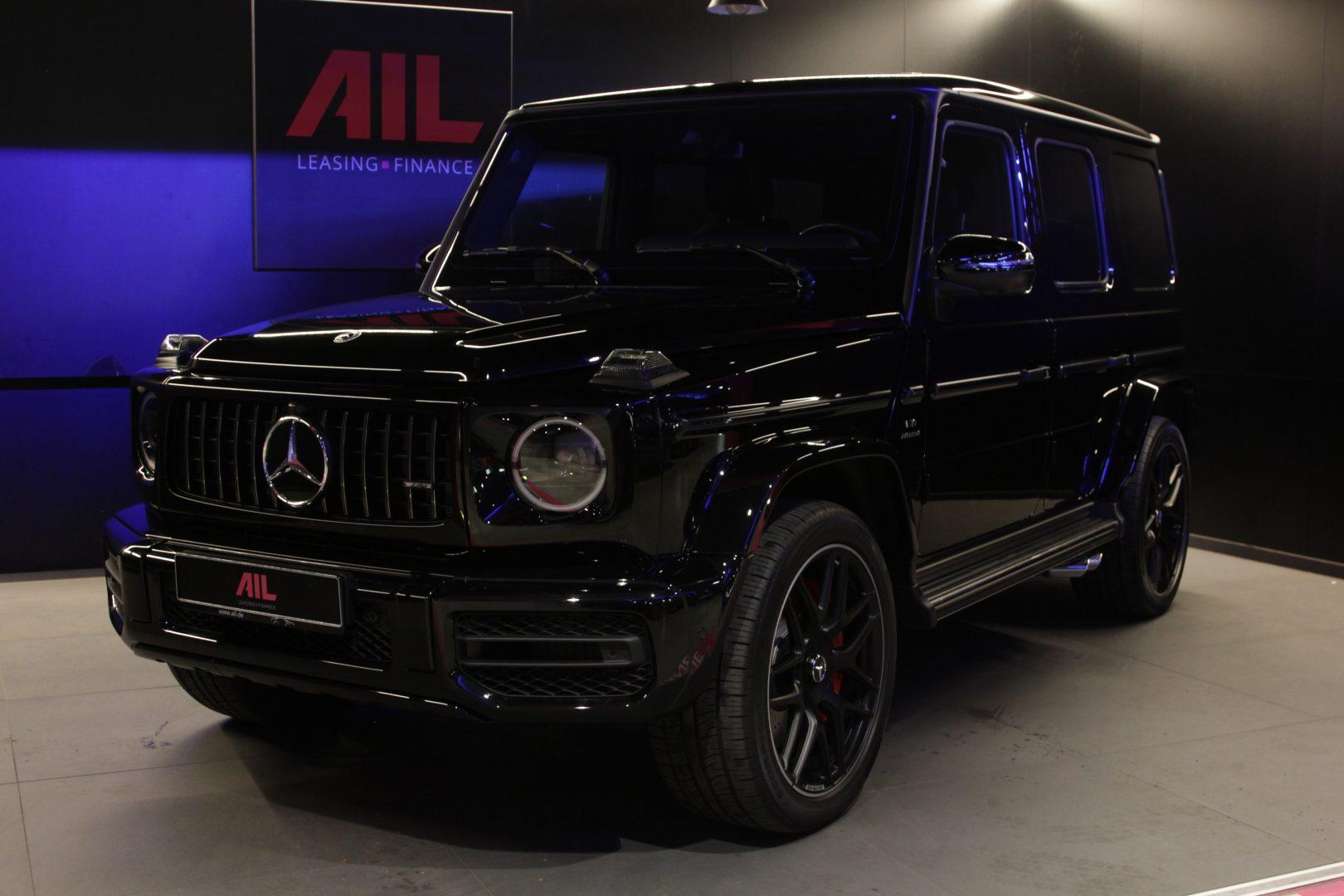 AIL Mercedes-Benz G 63 AMG Carbon Paket Burmester 7