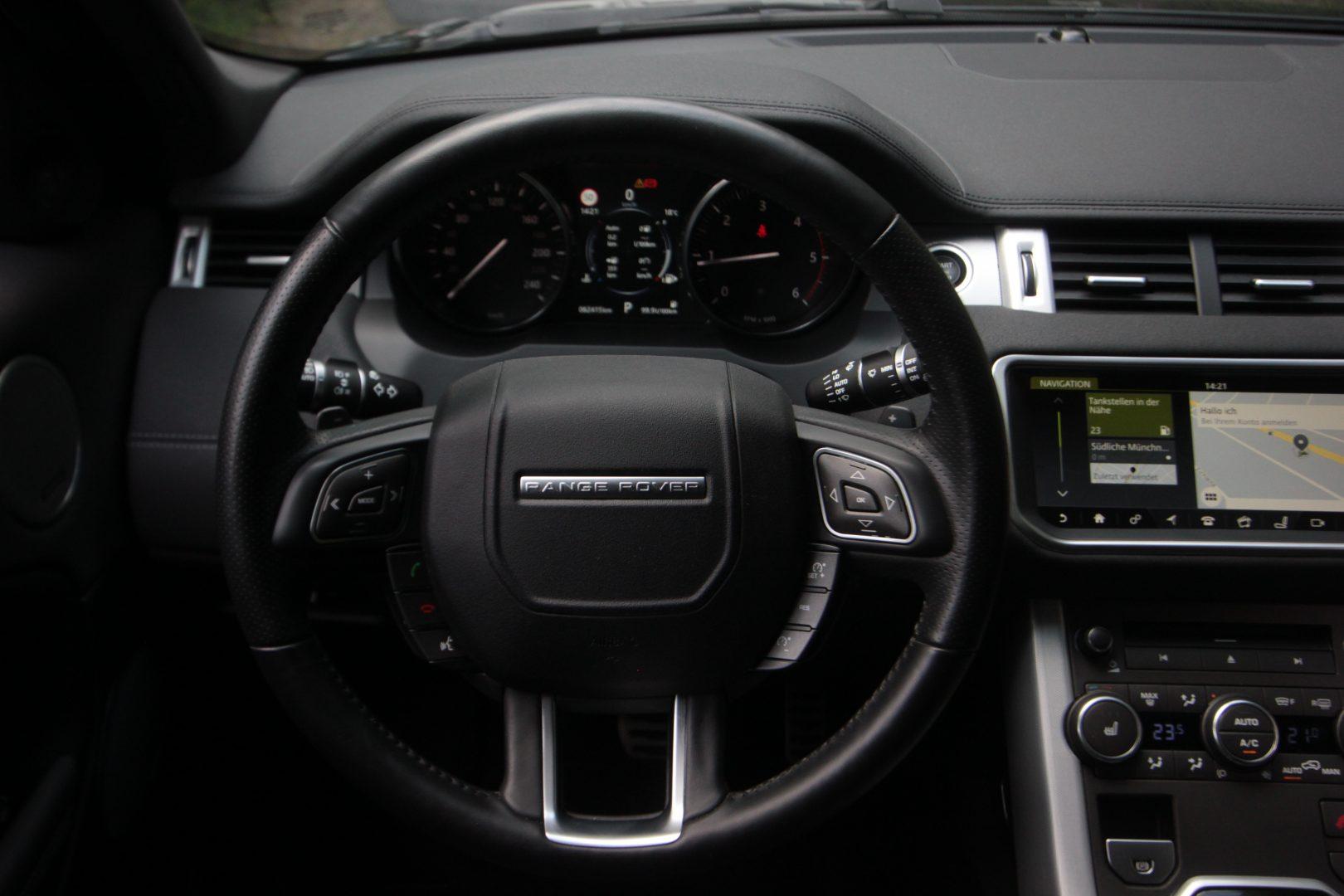AIL Land Rover Evoque TD4 Aut. HSE 8