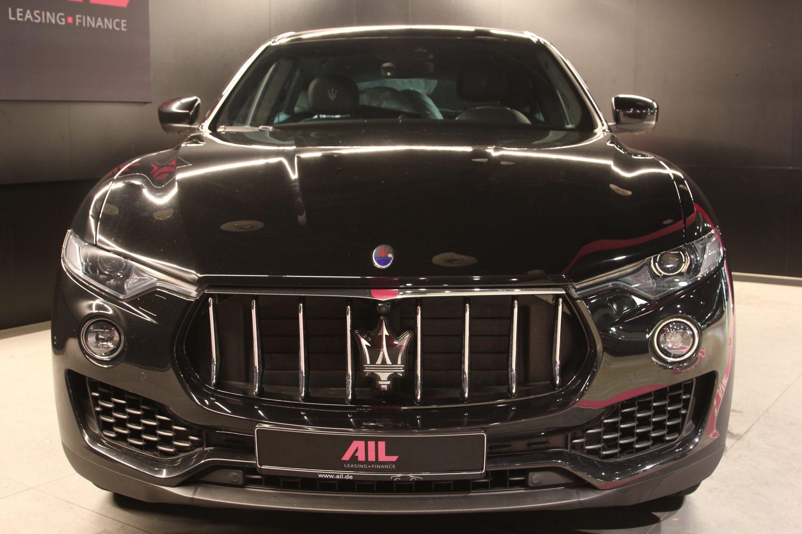 AIL Maserati Levante Diesel Business Paket Plus 5