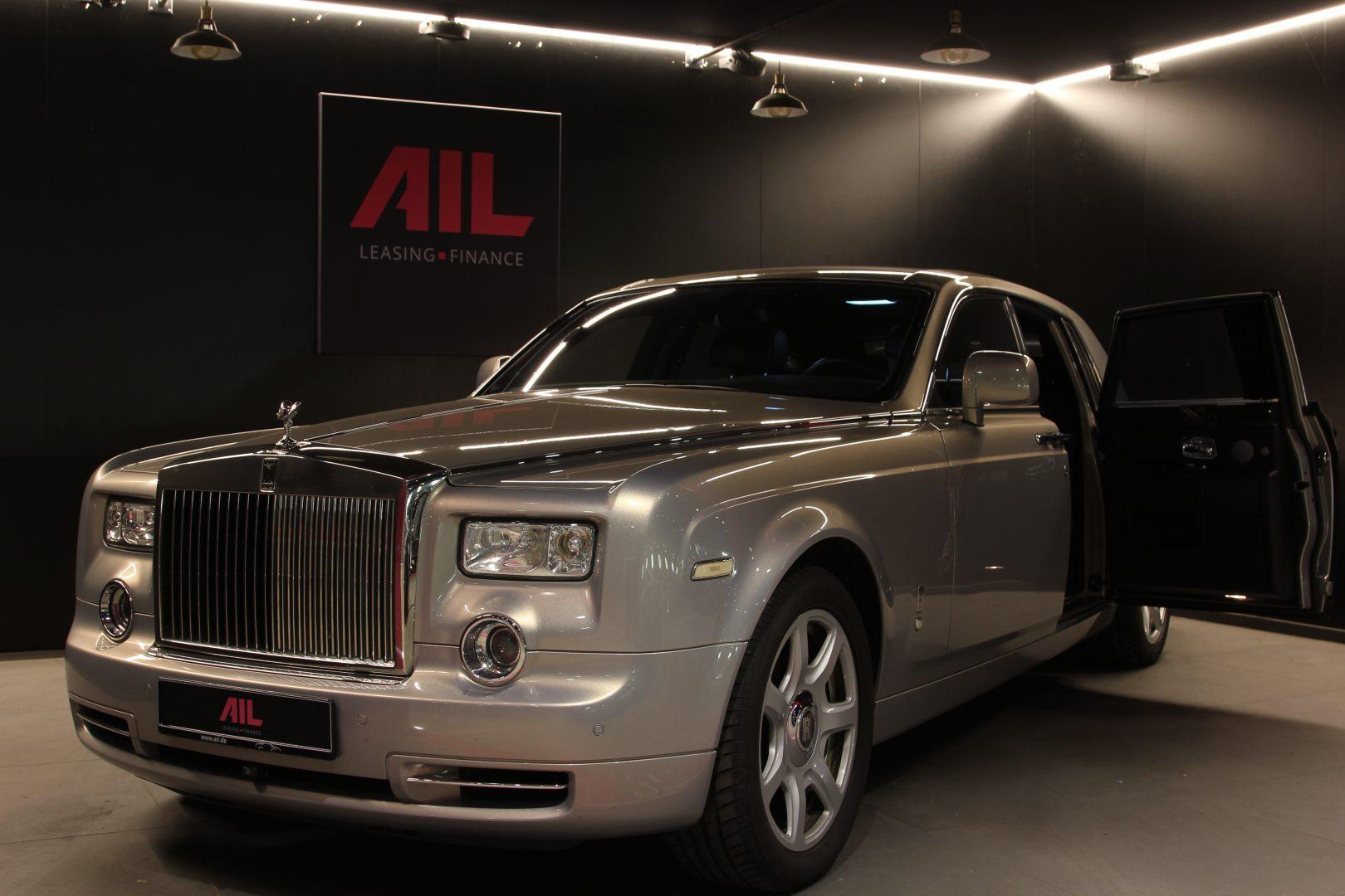 AIL Rolls Royce Phantom Mansory Sternenhimmel  1