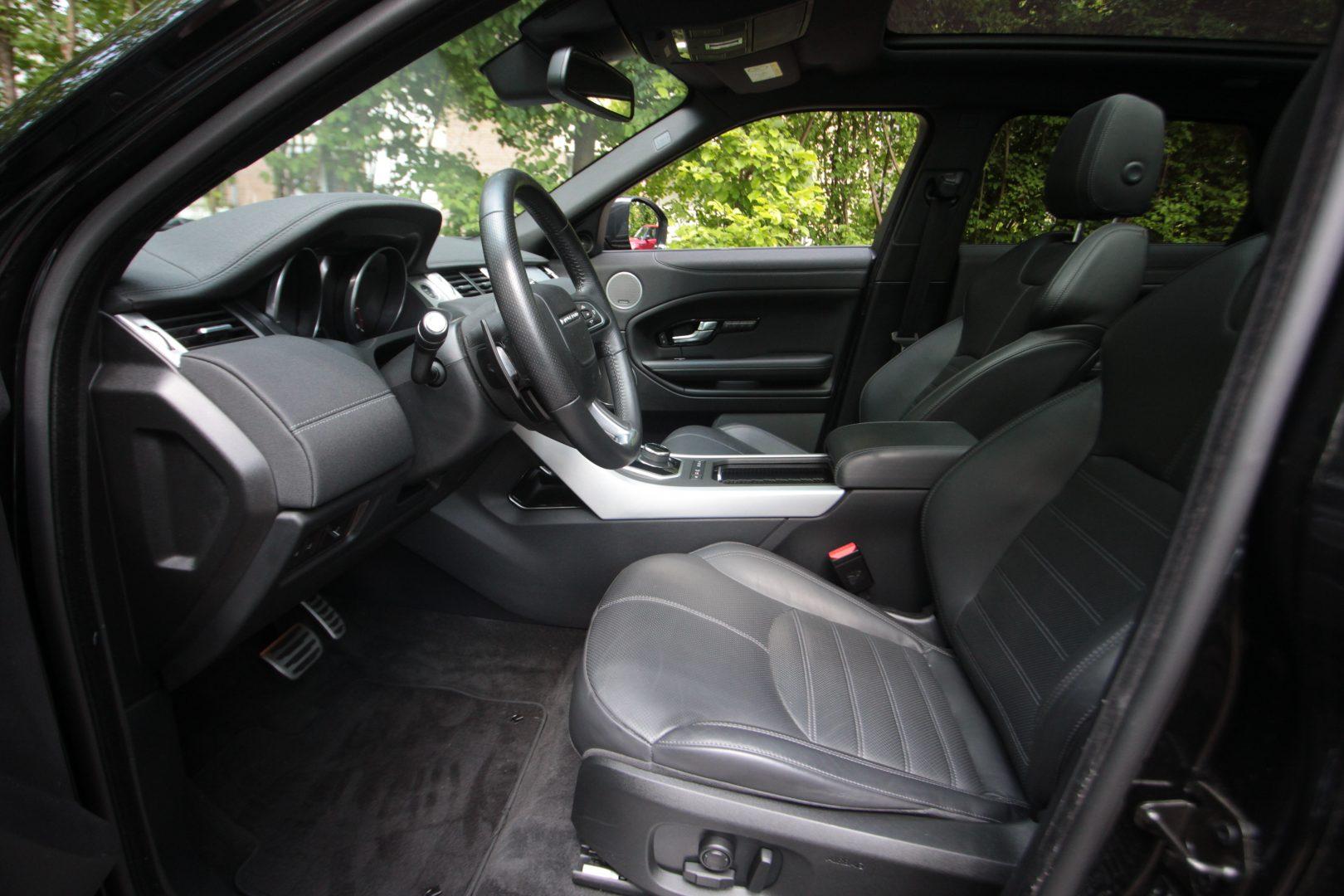 AIL Land Rover Evoque TD4 Aut. HSE 2