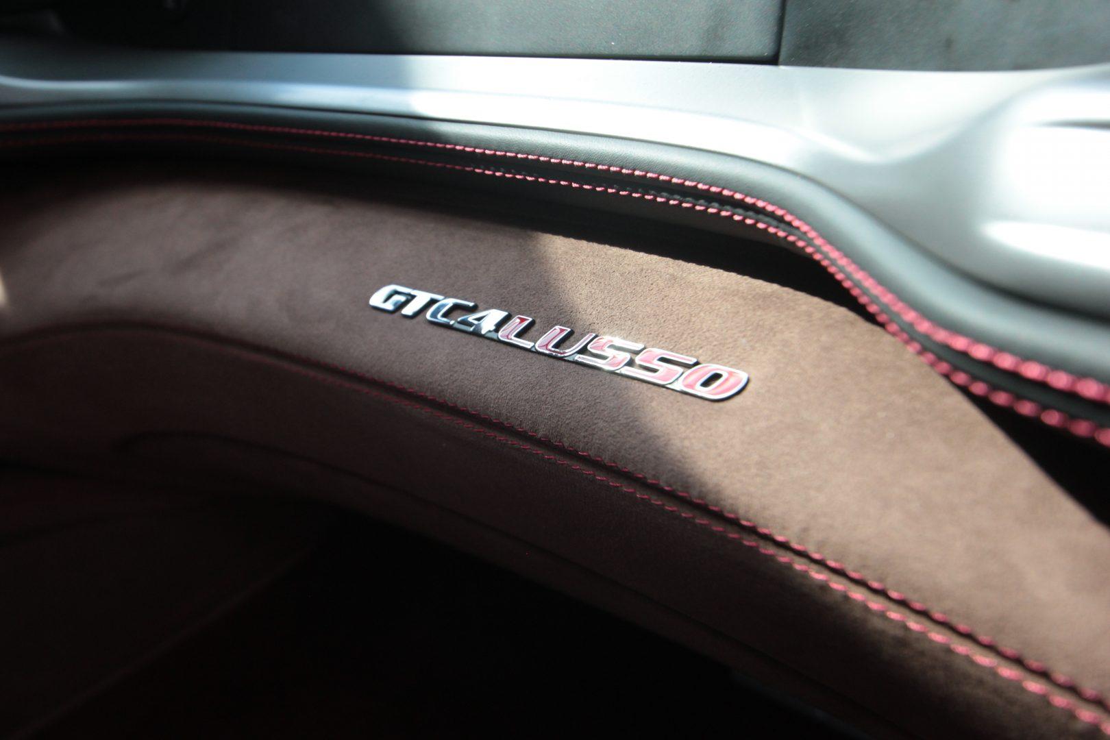 AIL Ferrari GTC4Lusso V12 10