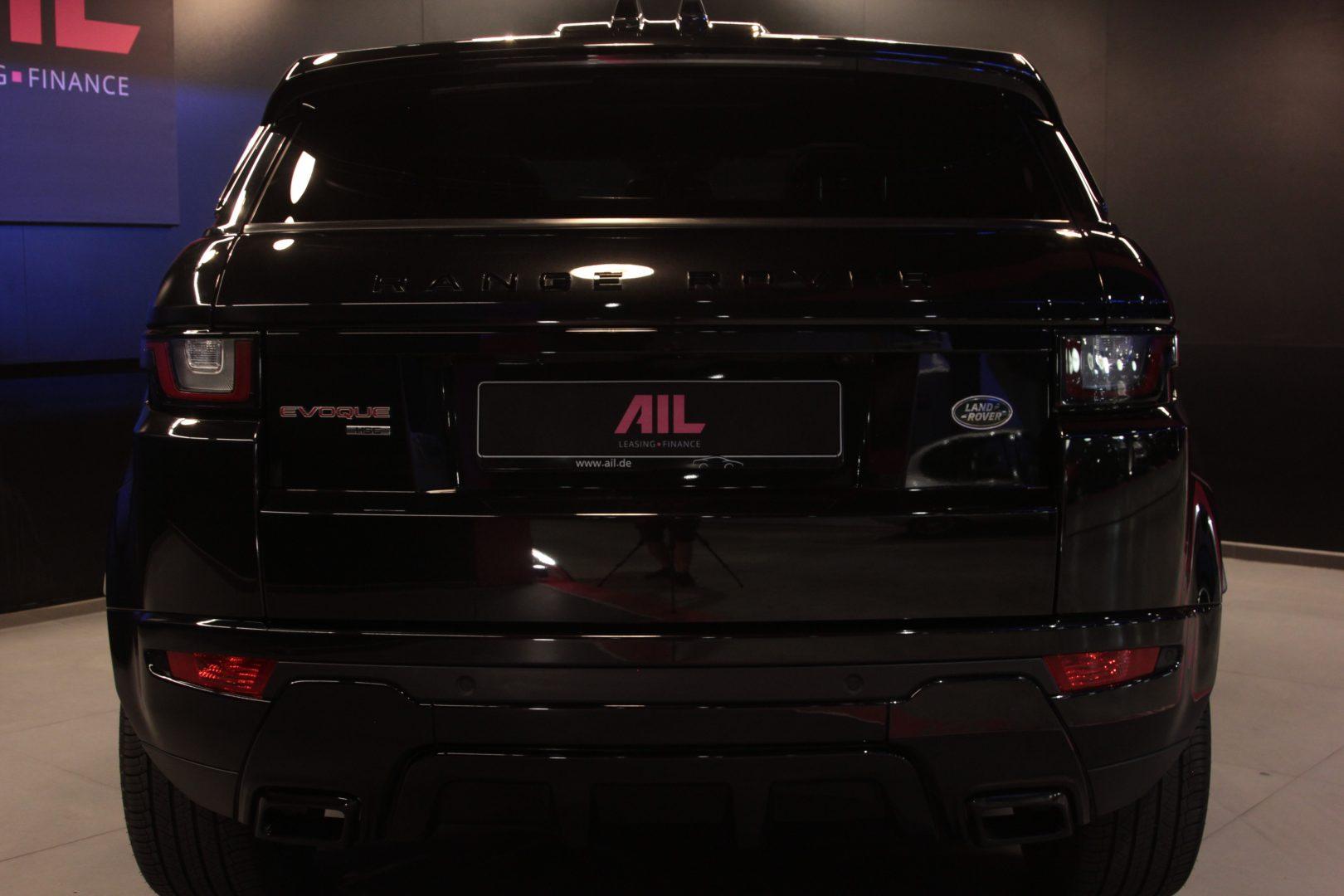 AIL Land Rover Evoque TD4 Aut. HSE 14