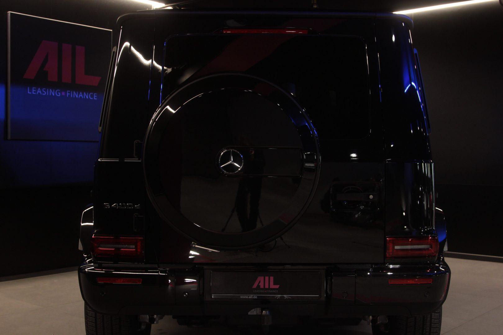 AIL Mercedes-Benz G 400 d Stronger than time Edition 1