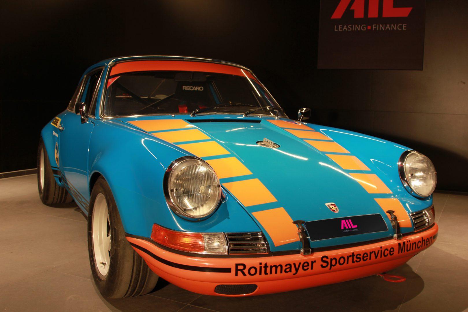 AIL Porsche 911 2.3 ST Rennfahrzeug 11