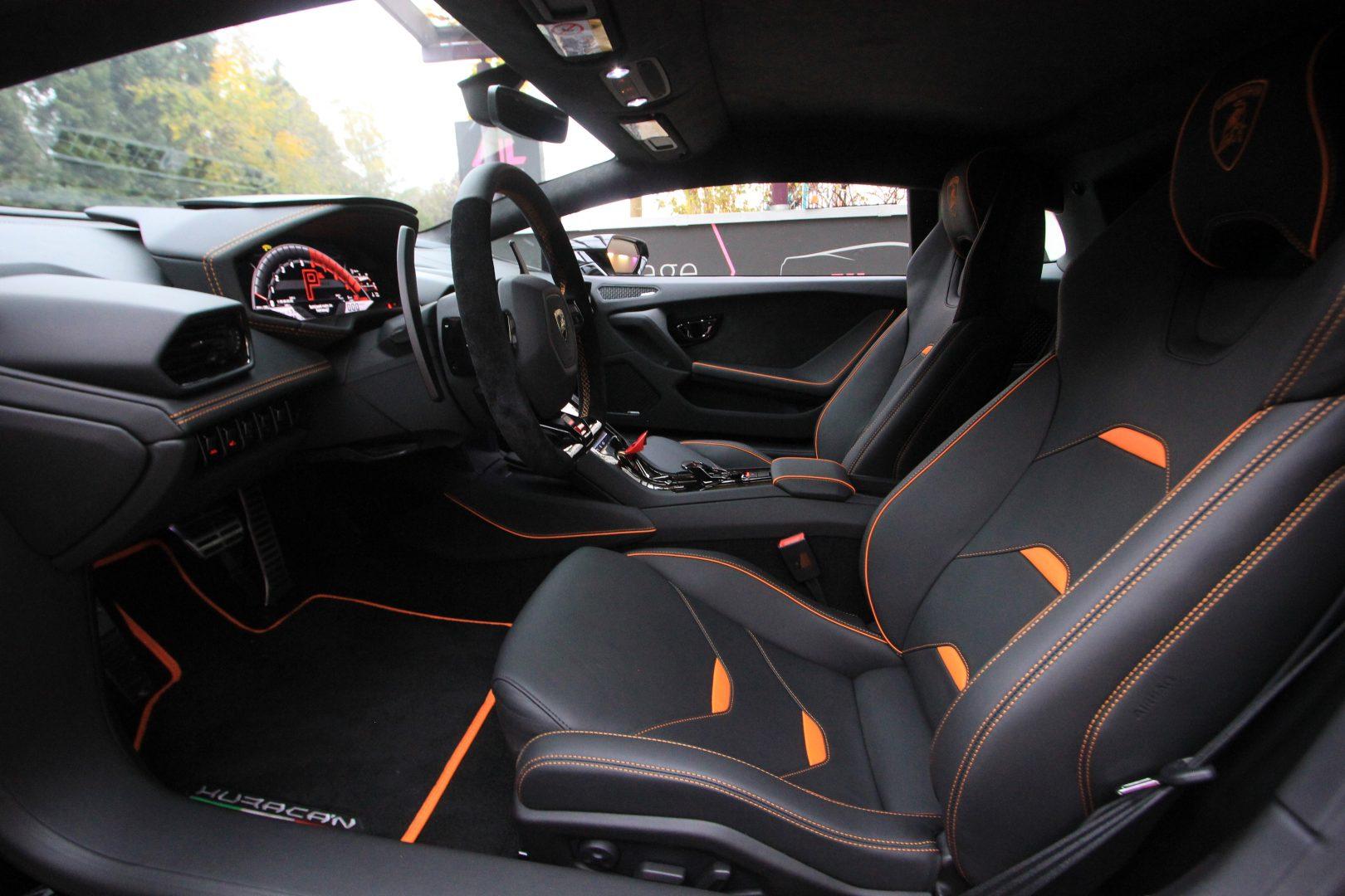 AIL Lamborghini Huracan EVO Style Package 1