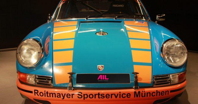 AIL Porsche 911 2.3 ST Rennfahrzeug vorne