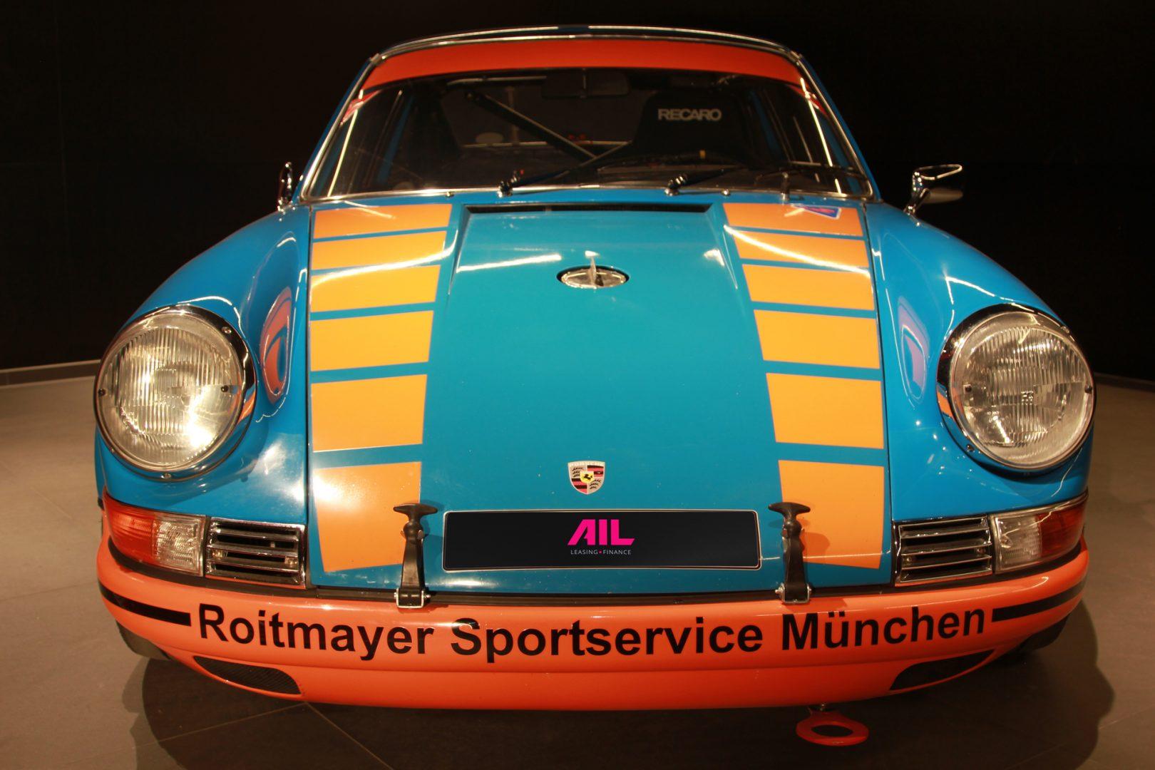 AIL Porsche 911 2.3 ST Rennfahrzeug 1
